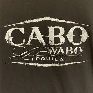 CABO WABO Tequila 🥃 Tee 🔥